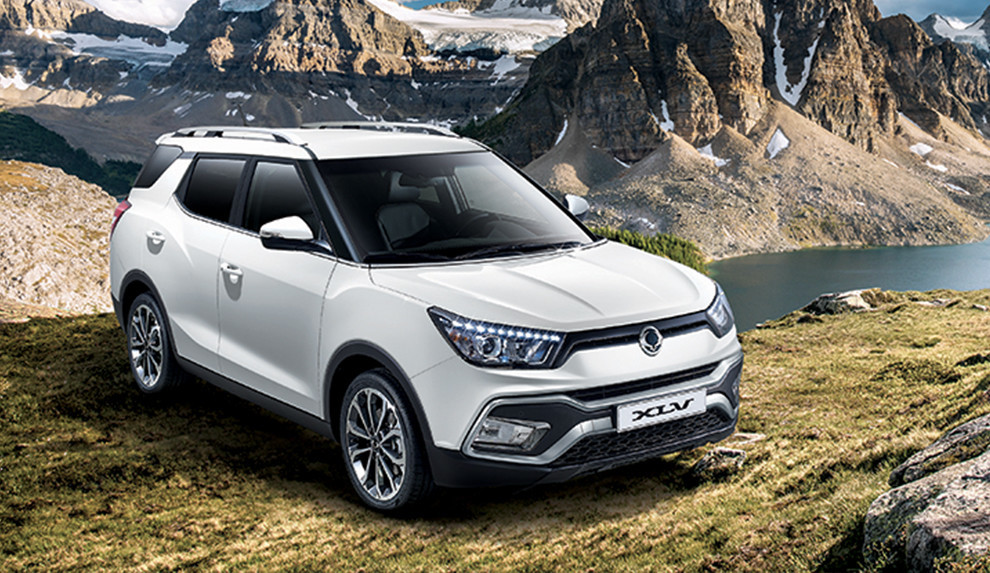 XLV | eXtra Lifestyle Vehicle | SsangYong